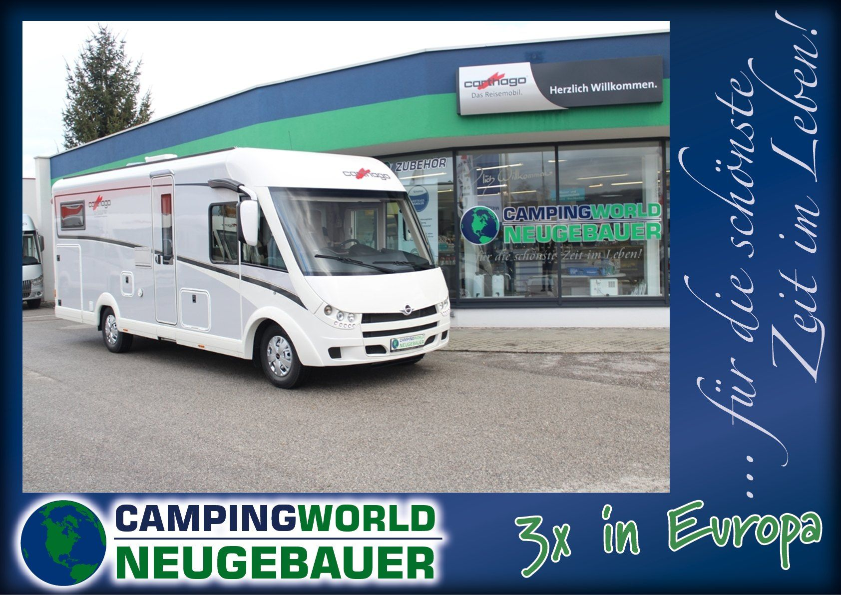 Carthago c-tourer I 148 40 heavy - Bild 1