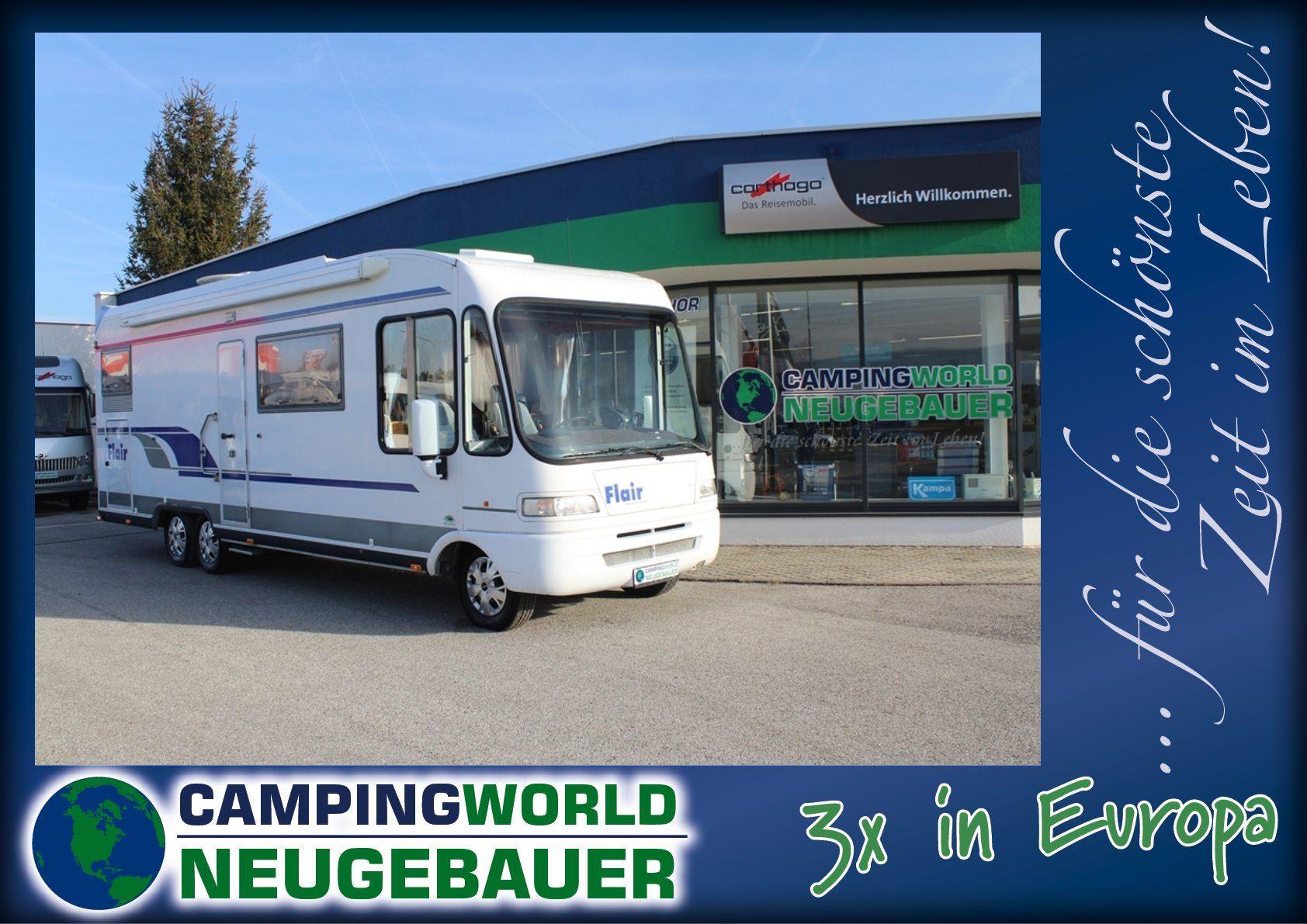 Niesmann + Bischoff Flair 8000 i - Bild 1
