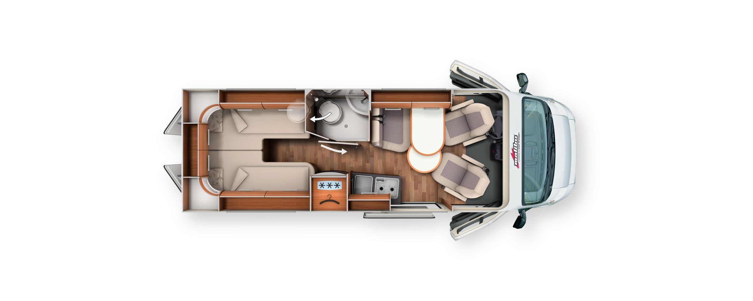 Malibu 640 Charming - Bild 1