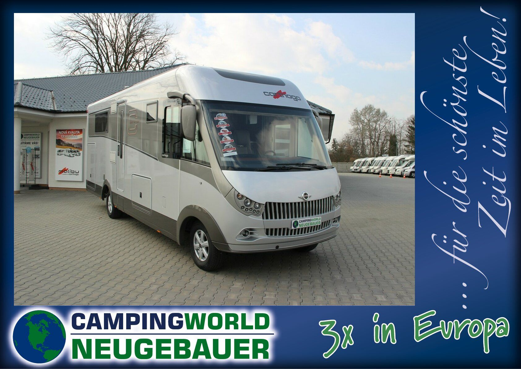 Carthago liner-for-two I 53 L Iveco Daily 65 C - Bild 1