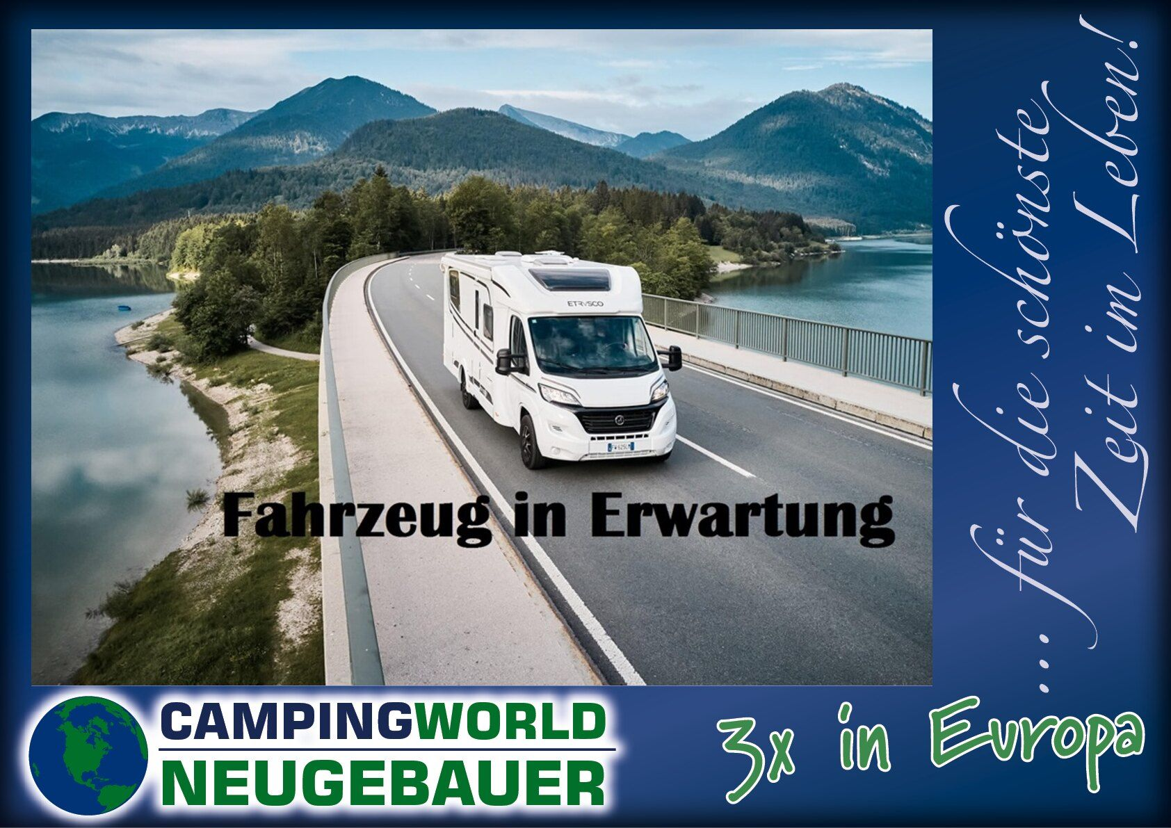 Etrusco Campervan 600 DB - Bild 1