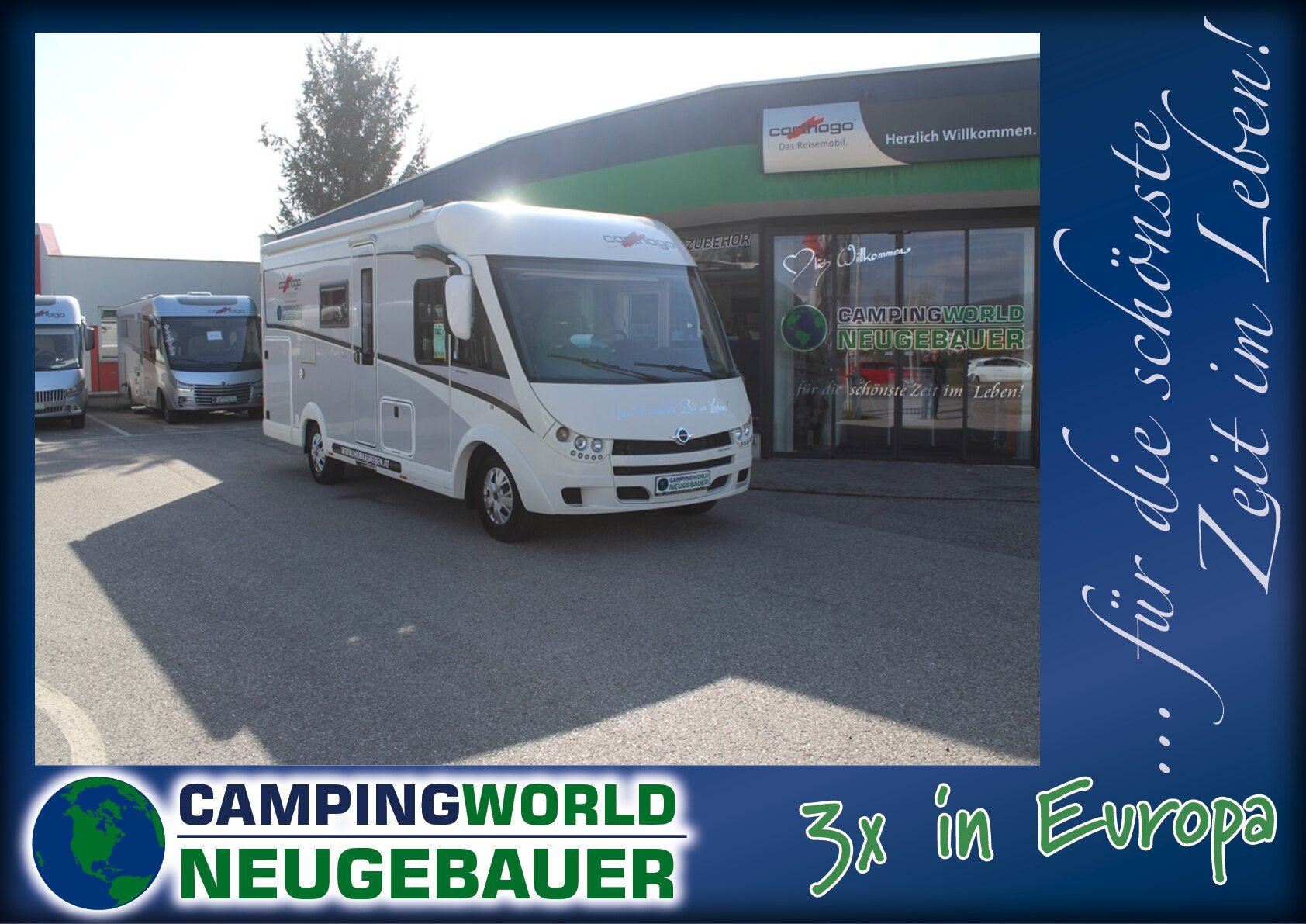 Carthago c-tourer I 142 QB - Bild 1